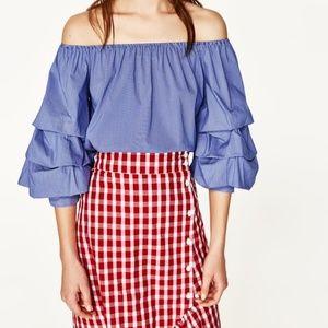 Zara Woman NWT Top Size Small